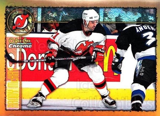 1998-99 O-Pee-Chee Chrome Refractors #90 Randy McKay<br/>1 In Stock - $3.00 each - <a href=https://centericecollectibles.foxycart.com/cart?name=1998-99%20O-Pee-Chee%20Chrome%20Refractors%20%2390%20Randy%20McKay...&quantity_max=1&price=$3.00&code=353043 class=foxycart> Buy it now! </a>