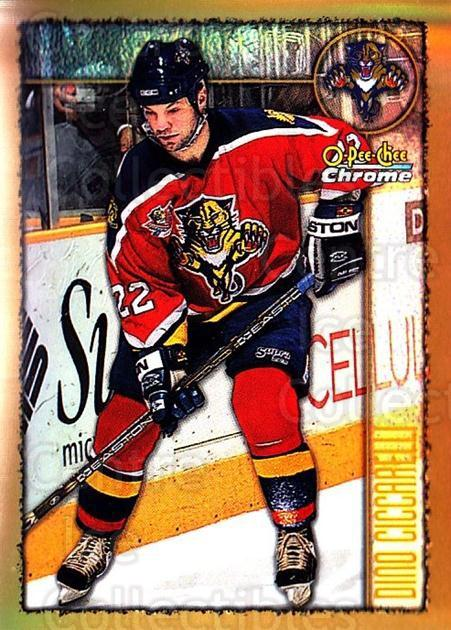 1998-99 O-Pee-Chee Chrome Refractors #119 Dino Ciccarelli<br/>1 In Stock - $3.00 each - <a href=https://centericecollectibles.foxycart.com/cart?name=1998-99%20O-Pee-Chee%20Chrome%20Refractors%20%23119%20Dino%20Ciccarelli...&quantity_max=1&price=$3.00&code=353097 class=foxycart> Buy it now! </a>
