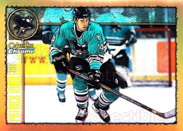 1998-99 O-Pee-Chee Chrome Refractors #170 Patrick Marleau<br/>1 In Stock - $5.00 each - <a href=https://centericecollectibles.foxycart.com/cart?name=1998-99%20O-Pee-Chee%20Chrome%20Refractors%20%23170%20Patrick%20Marleau...&quantity_max=1&price=$5.00&code=353154 class=foxycart> Buy it now! </a>