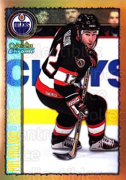 1998-99 O-Pee-Chee Chrome Refractors #182 Pat Falloon<br/>1 In Stock - $3.00 each - <a href=https://centericecollectibles.foxycart.com/cart?name=1998-99%20O-Pee-Chee%20Chrome%20Refractors%20%23182%20Pat%20Falloon...&quantity_max=1&price=$3.00&code=353164 class=foxycart> Buy it now! </a>