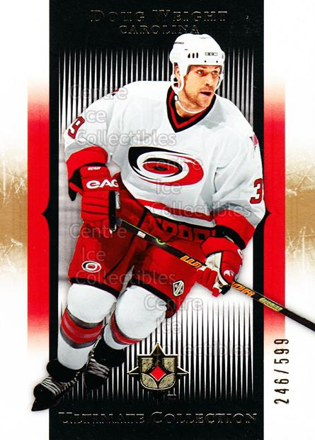 2005-06 UD Ultimate Collection #18 Eric Staal<br/>1 In Stock - $5.00 each - <a href=https://centericecollectibles.foxycart.com/cart?name=2005-06%20UD%20Ultimate%20Collection%20%2318%20Eric%20Staal...&quantity_max=1&price=$5.00&code=353430 class=foxycart> Buy it now! </a>