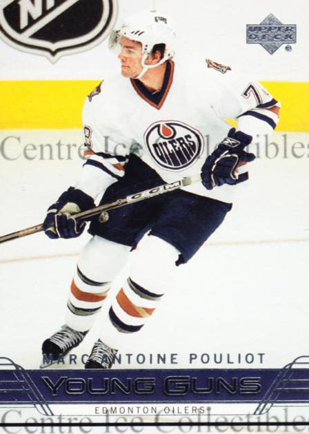 2006-07 Upper Deck #212 Marc-Antoine Pouliot<br/>7 In Stock - $5.00 each - <a href=https://centericecollectibles.foxycart.com/cart?name=2006-07%20Upper%20Deck%20%23212%20Marc-Antoine%20Po...&quantity_max=7&price=$5.00&code=354192 class=foxycart> Buy it now! </a>