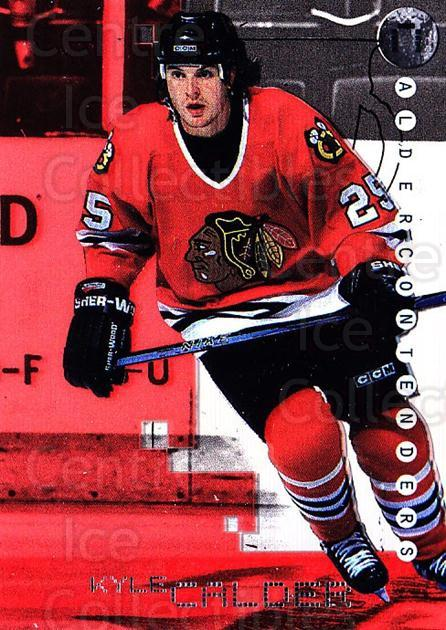 1999-00 BAP Millennium Calder Contenders #3 Kyle Calder<br/>4 In Stock - $3.00 each - <a href=https://centericecollectibles.foxycart.com/cart?name=1999-00%20BAP%20Millennium%20Calder%20Contenders%20%233%20Kyle%20Calder...&quantity_max=4&price=$3.00&code=355732 class=foxycart> Buy it now! </a>
