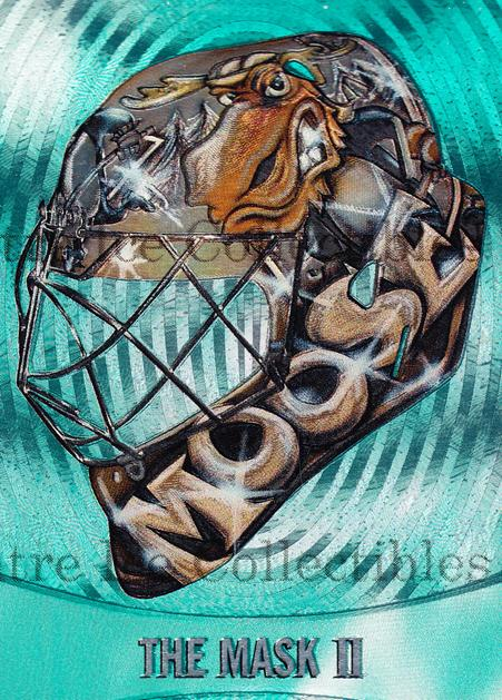 2002-03 Between the Pipes The Mask II #23 Johan Hedberg<br/>3 In Stock - $5.00 each - <a href=https://centericecollectibles.foxycart.com/cart?name=2002-03%20Between%20the%20Pipes%20The%20Mask%20II%20%2323%20Johan%20Hedberg...&quantity_max=3&price=$5.00&code=357038 class=foxycart> Buy it now! </a>