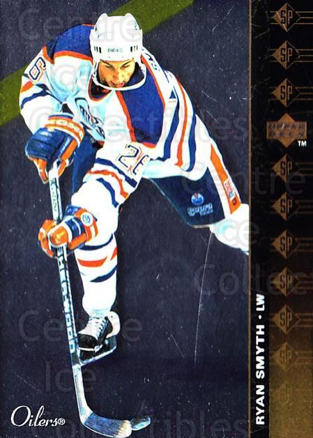 1994-95 Upper Deck SP Inserts #118 Ryan Smyth<br/>3 In Stock - $1.00 each - <a href=https://centericecollectibles.foxycart.com/cart?name=1994-95%20Upper%20Deck%20SP%20Inserts%20%23118%20Ryan%20Smyth...&quantity_max=3&price=$1.00&code=35723 class=foxycart> Buy it now! </a>