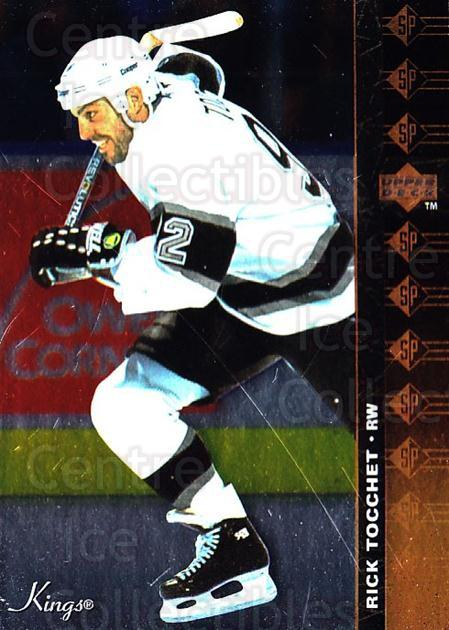 1994-95 Upper Deck SP Inserts #129 Rick Tocchet<br/>5 In Stock - $1.00 each - <a href=https://centericecollectibles.foxycart.com/cart?name=1994-95%20Upper%20Deck%20SP%20Inserts%20%23129%20Rick%20Tocchet...&quantity_max=5&price=$1.00&code=35735 class=foxycart> Buy it now! </a>