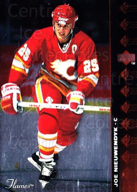 1994-95 Upper Deck SP Inserts #13 Joe Nieuwendyk<br/>6 In Stock - $1.00 each - <a href=https://centericecollectibles.foxycart.com/cart?name=1994-95%20Upper%20Deck%20SP%20Inserts%20%2313%20Joe%20Nieuwendyk...&quantity_max=6&price=$1.00&code=35736 class=foxycart> Buy it now! </a>