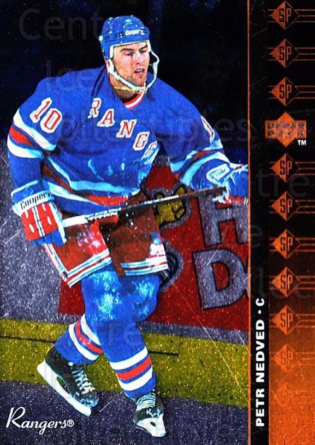 1994-95 Upper Deck SP Inserts #141 Petr Nedved<br/>2 In Stock - $1.00 each - <a href=https://centericecollectibles.foxycart.com/cart?name=1994-95%20Upper%20Deck%20SP%20Inserts%20%23141%20Petr%20Nedved...&quantity_max=2&price=$1.00&code=35749 class=foxycart> Buy it now! </a>