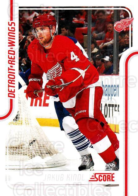 2011-12 Score #183 Jakub Kindl<br/>5 In Stock - $1.00 each - <a href=https://centericecollectibles.foxycart.com/cart?name=2011-12%20Score%20%23183%20Jakub%20Kindl...&quantity_max=5&price=$1.00&code=357713 class=foxycart> Buy it now! </a>