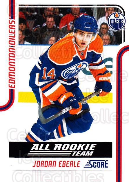 2011-12 Score #191 Jordan Eberle<br/>7 In Stock - $1.00 each - <a href=https://centericecollectibles.foxycart.com/cart?name=2011-12%20Score%20%23191%20Jordan%20Eberle...&quantity_max=7&price=$1.00&code=357721 class=foxycart> Buy it now! </a>