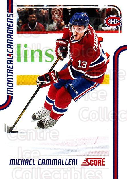 2011-12 Score #247 Mike Cammalleri<br/>7 In Stock - $1.00 each - <a href=https://centericecollectibles.foxycart.com/cart?name=2011-12%20Score%20%23247%20Mike%20Cammalleri...&quantity_max=7&price=$1.00&code=357777 class=foxycart> Buy it now! </a>