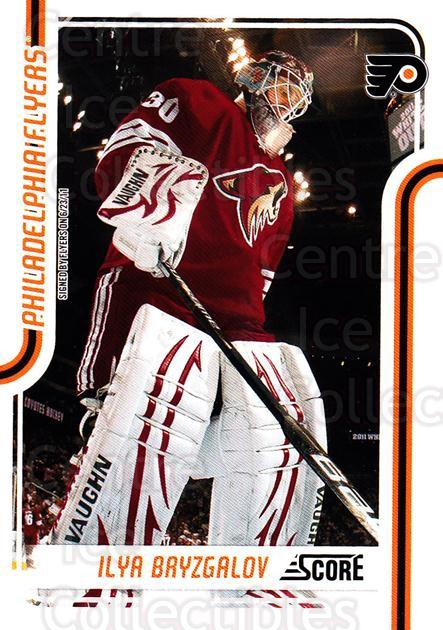 2011-12 Score #350 Ilya Bryzgalov<br/>5 In Stock - $1.00 each - <a href=https://centericecollectibles.foxycart.com/cart?name=2011-12%20Score%20%23350%20Ilya%20Bryzgalov...&quantity_max=5&price=$1.00&code=357880 class=foxycart> Buy it now! </a>