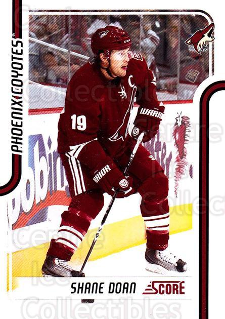 2011-12 Score #351 Shane Doan<br/>8 In Stock - $1.00 each - <a href=https://centericecollectibles.foxycart.com/cart?name=2011-12%20Score%20%23351%20Shane%20Doan...&quantity_max=8&price=$1.00&code=357881 class=foxycart> Buy it now! </a>