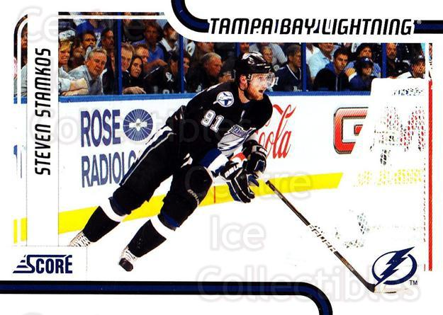 2011-12 Score #413 Steven Stamkos<br/>5 In Stock - $1.00 each - <a href=https://centericecollectibles.foxycart.com/cart?name=2011-12%20Score%20%23413%20Steven%20Stamkos...&price=$1.00&code=357943 class=foxycart> Buy it now! </a>