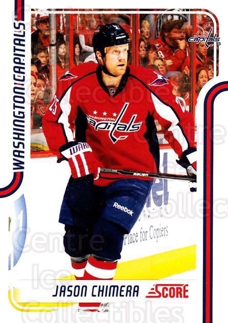 2011-12 Score #462 Jason Chimera<br/>8 In Stock - $1.00 each - <a href=https://centericecollectibles.foxycart.com/cart?name=2011-12%20Score%20%23462%20Jason%20Chimera...&quantity_max=8&price=$1.00&code=357992 class=foxycart> Buy it now! </a>