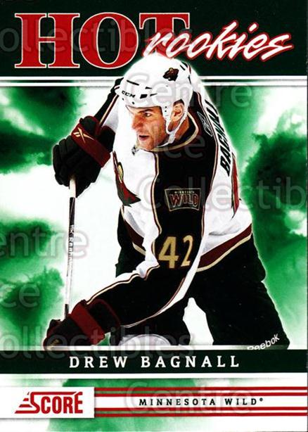 2011-12 Score #546 Drew Bagnall<br/>8 In Stock - $2.00 each - <a href=https://centericecollectibles.foxycart.com/cart?name=2011-12%20Score%20%23546%20Drew%20Bagnall...&quantity_max=8&price=$2.00&code=358076 class=foxycart> Buy it now! </a>