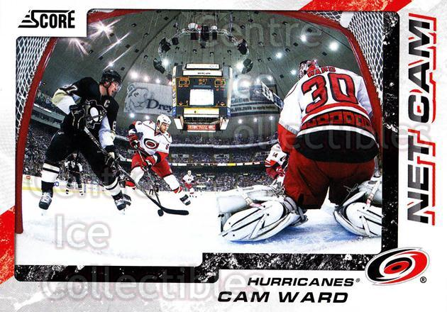 2011-12 Score Net Cam #4 Cam Ward<br/>3 In Stock - $2.00 each - <a href=https://centericecollectibles.foxycart.com/cart?name=2011-12%20Score%20Net%20Cam%20%234%20Cam%20Ward...&price=$2.00&code=358084 class=foxycart> Buy it now! </a>