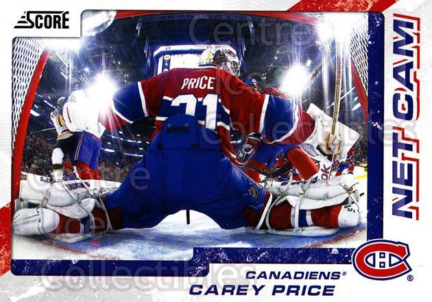 2011-12 Score Net Cam #5 Carey Price<br/>1 In Stock - $5.00 each - <a href=https://centericecollectibles.foxycart.com/cart?name=2011-12%20Score%20Net%20Cam%20%235%20Carey%20Price...&price=$5.00&code=358085 class=foxycart> Buy it now! </a>