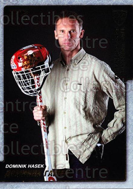 2010-11 Russian KHL SeReal After The Game #3 Dominik Hasek<br/>2 In Stock - $5.00 each - <a href=https://centericecollectibles.foxycart.com/cart?name=2010-11%20Russian%20KHL%20SeReal%20After%20The%20Game%20%233%20Dominik%20Hasek...&price=$5.00&code=358218 class=foxycart> Buy it now! </a>
