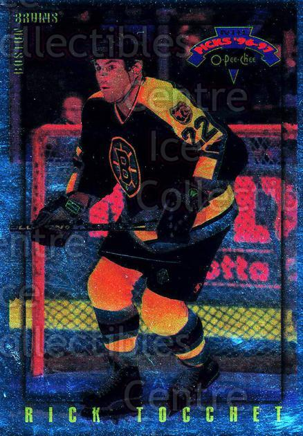 1996-97 Topps Picks O-pee-chee Parallel #111 Rick Tocchet<br/>4 In Stock - $3.00 each - <a href=https://centericecollectibles.foxycart.com/cart?name=1996-97%20Topps%20Picks%20O-pee-chee%20Parallel%20%23111%20Rick%20Tocchet...&quantity_max=4&price=$3.00&code=358246 class=foxycart> Buy it now! </a>