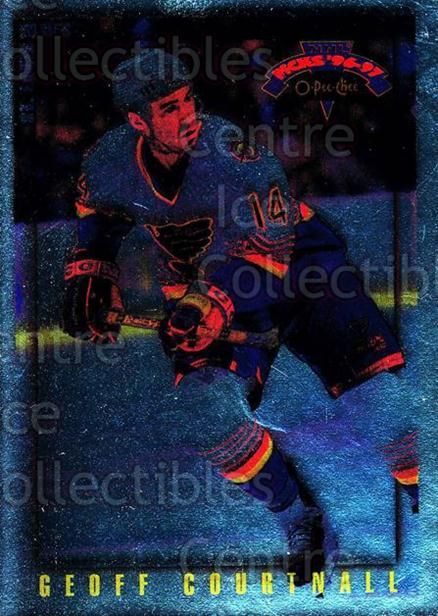1996-97 Topps Picks O-pee-chee Parallel #149 Geoff Courtnall<br/>2 In Stock - $3.00 each - <a href=https://centericecollectibles.foxycart.com/cart?name=1996-97%20Topps%20Picks%20O-pee-chee%20Parallel%20%23149%20Geoff%20Courtnall...&quantity_max=2&price=$3.00&code=358266 class=foxycart> Buy it now! </a>