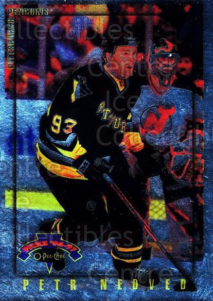 1996-97 Topps Picks O-pee-chee Parallel #37 Petr Nedved<br/>1 In Stock - $3.00 each - <a href=https://centericecollectibles.foxycart.com/cart?name=1996-97%20Topps%20Picks%20O-pee-chee%20Parallel%20%2337%20Petr%20Nedved...&quantity_max=1&price=$3.00&code=358292 class=foxycart> Buy it now! </a>
