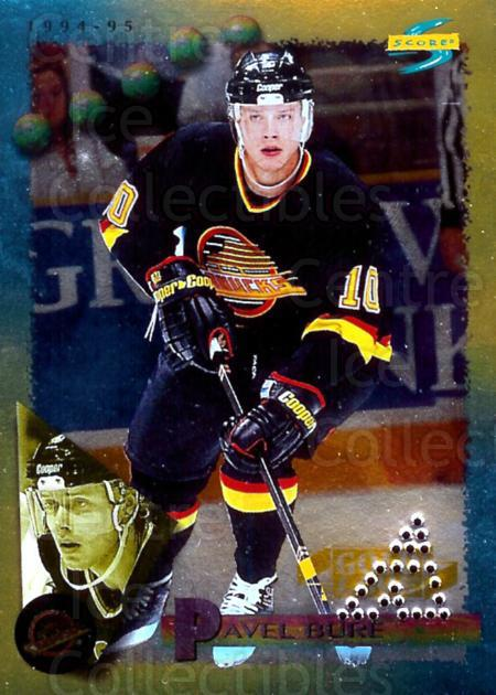 1994-95 Score Gold Punched Winners #190 Pavel Bure<br/>3 In Stock - $5.00 each - <a href=https://centericecollectibles.foxycart.com/cart?name=1994-95%20Score%20Gold%20Punched%20Winners%20%23190%20Pavel%20Bure...&quantity_max=3&price=$5.00&code=359012 class=foxycart> Buy it now! </a>