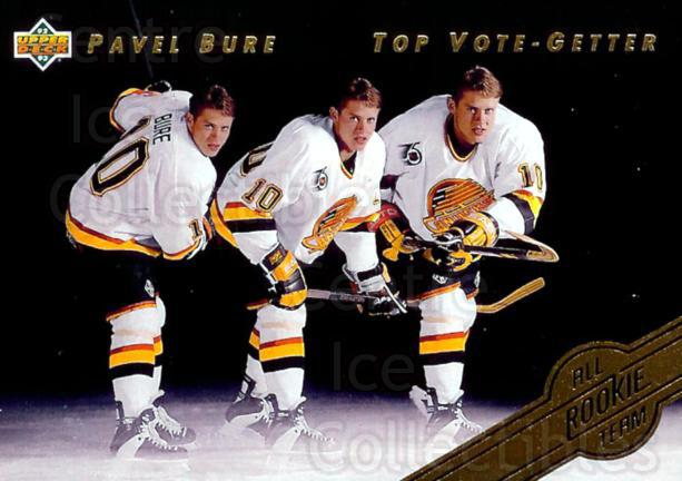 1992-93 Upper Deck SP Insert #2 Pavel Bure<br/>1 In Stock - $5.00 each - <a href=https://centericecollectibles.foxycart.com/cart?name=1992-93%20Upper%20Deck%20SP%20Insert%20%232%20Pavel%20Bure...&quantity_max=1&price=$5.00&code=360420 class=foxycart> Buy it now! </a>