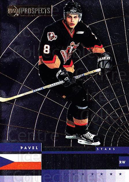 1999-00 UD CHL Prospects International Stars #3 Pavel Brendl<br/>1 In Stock - $3.00 each - <a href=https://centericecollectibles.foxycart.com/cart?name=1999-00%20UD%20CHL%20Prospects%20International%20Stars%20%233%20Pavel%20Brendl...&quantity_max=1&price=$3.00&code=361732 class=foxycart> Buy it now! </a>
