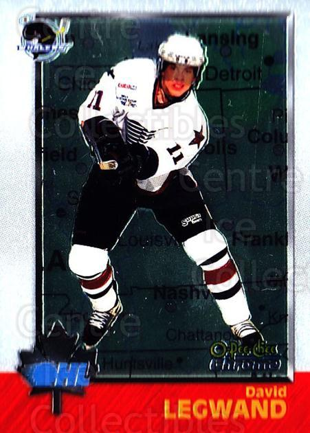 1998 Bowman CHL Chrome OPC International #14 David Legwand<br/>1 In Stock - $3.00 each - <a href=https://centericecollectibles.foxycart.com/cart?name=1998%20Bowman%20CHL%20Chrome%20OPC%20International%20%2314%20David%20Legwand...&quantity_max=1&price=$3.00&code=362260 class=foxycart> Buy it now! </a>