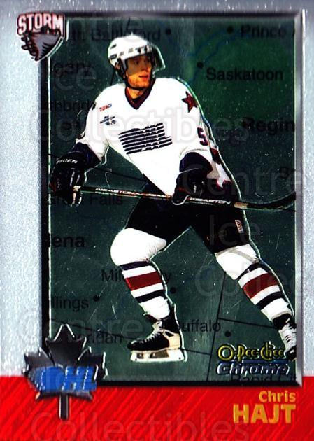 1998 Bowman CHL Chrome OPC International #2 Chris Hajt<br/>1 In Stock - $3.00 each - <a href=https://centericecollectibles.foxycart.com/cart?name=1998%20Bowman%20CHL%20Chrome%20OPC%20International%20%232%20Chris%20Hajt...&quantity_max=1&price=$3.00&code=362289 class=foxycart> Buy it now! </a>