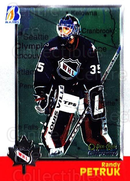 1998 Bowman CHL Chrome OPC International #42 Randy Petruk<br/>1 In Stock - $3.00 each - <a href=https://centericecollectibles.foxycart.com/cart?name=1998%20Bowman%20CHL%20Chrome%20OPC%20International%20%2342%20Randy%20Petruk...&quantity_max=1&price=$3.00&code=362313 class=foxycart> Buy it now! </a>