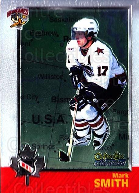1998 Bowman CHL Chrome OPC International #70 Mark Smith<br/>1 In Stock - $3.00 each - <a href=https://centericecollectibles.foxycart.com/cart?name=1998%20Bowman%20CHL%20Chrome%20OPC%20International%20%2370%20Mark%20Smith...&quantity_max=1&price=$3.00&code=362344 class=foxycart> Buy it now! </a>