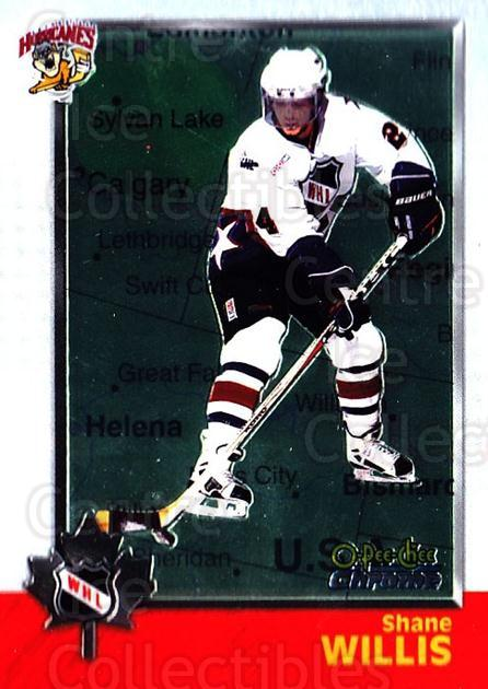 1998 Bowman CHL Chrome OPC International #75 Shane Willis<br/>2 In Stock - $3.00 each - <a href=https://centericecollectibles.foxycart.com/cart?name=1998%20Bowman%20CHL%20Chrome%20OPC%20International%20%2375%20Shane%20Willis...&quantity_max=2&price=$3.00&code=362349 class=foxycart> Buy it now! </a>