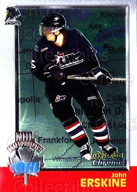 1998 Bowman CHL Chrome OPC International #134 John Erskine<br/>1 In Stock - $3.00 each - <a href=https://centericecollectibles.foxycart.com/cart?name=1998%20Bowman%20CHL%20Chrome%20OPC%20International%20%23134%20John%20Erskine...&quantity_max=1&price=$3.00&code=362404 class=foxycart> Buy it now! </a>
