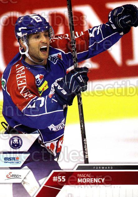 2011-12 Erste Bank Eishockey Liga EBEL #245 Pascal Morency<br/>2 In Stock - $2.00 each - <a href=https://centericecollectibles.foxycart.com/cart?name=2011-12%20Erste%20Bank%20Eishockey%20Liga%20EBEL%20%23245%20Pascal%20Morency...&quantity_max=2&price=$2.00&code=362850 class=foxycart> Buy it now! </a>