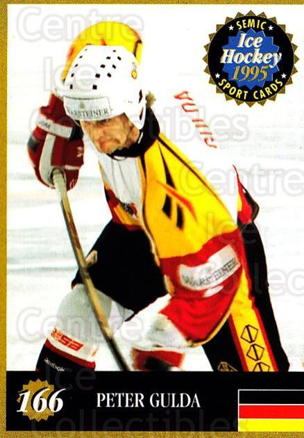 1995 Finnish Semic World Championships #166 Peter Gulda<br/>1 In Stock - $2.00 each - <a href=https://centericecollectibles.foxycart.com/cart?name=1995%20Finnish%20Semic%20World%20Championships%20%23166%20Peter%20Gulda...&quantity_max=1&price=$2.00&code=36311 class=foxycart> Buy it now! </a>