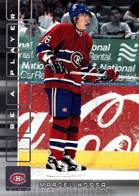 2001-02 BAP Memorabilia #324 Marian Hossa<br/>2 In Stock - $1.00 each - <a href=https://centericecollectibles.foxycart.com/cart?name=2001-02%20BAP%20Memorabilia%20%23324%20Marian%20Hossa...&quantity_max=2&price=$1.00&code=363207 class=foxycart> Buy it now! </a>