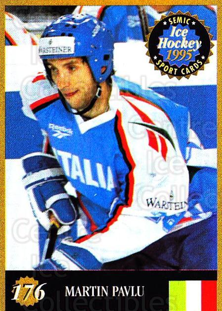 1995 Finnish Semic World Championships #176 Martin Pavlu<br/>9 In Stock - $2.00 each - <a href=https://centericecollectibles.foxycart.com/cart?name=1995%20Finnish%20Semic%20World%20Championships%20%23176%20Martin%20Pavlu...&quantity_max=9&price=$2.00&code=36320 class=foxycart> Buy it now! </a>