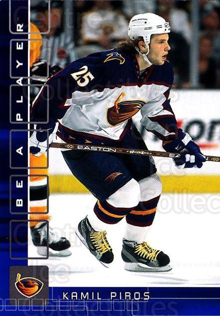 2001-02 BAP Memorabilia Sapphire #336 Kamil Piros<br/>1 In Stock - $5.00 each - <a href=https://centericecollectibles.foxycart.com/cart?name=2001-02%20BAP%20Memorabilia%20Sapphire%20%23336%20Kamil%20Piros...&price=$5.00&code=363748 class=foxycart> Buy it now! </a>