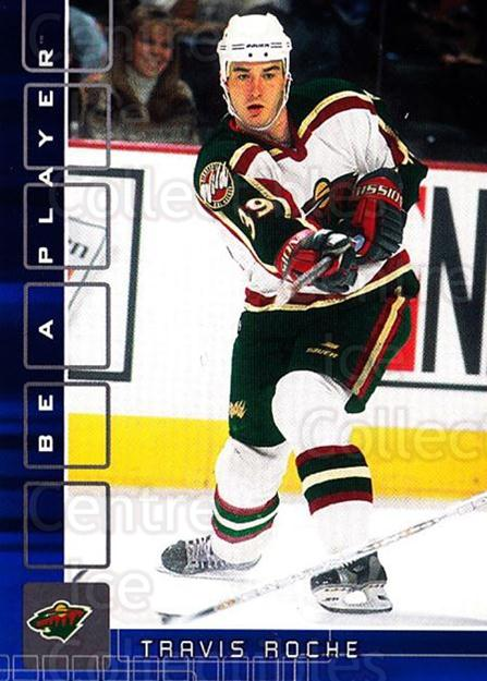 2001-02 BAP Memorabilia Sapphire #349 Travis Roche<br/>1 In Stock - $5.00 each - <a href=https://centericecollectibles.foxycart.com/cart?name=2001-02%20BAP%20Memorabilia%20Sapphire%20%23349%20Travis%20Roche...&quantity_max=1&price=$5.00&code=363752 class=foxycart> Buy it now! </a>