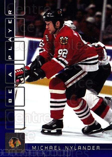 2001-02 BAP Memorabilia Sapphire #117 Michael Nylander<br/>1 In Stock - $5.00 each - <a href=https://centericecollectibles.foxycart.com/cart?name=2001-02%20BAP%20Memorabilia%20Sapphire%20%23117%20Michael%20Nylande...&quantity_max=1&price=$5.00&code=363788 class=foxycart> Buy it now! </a>