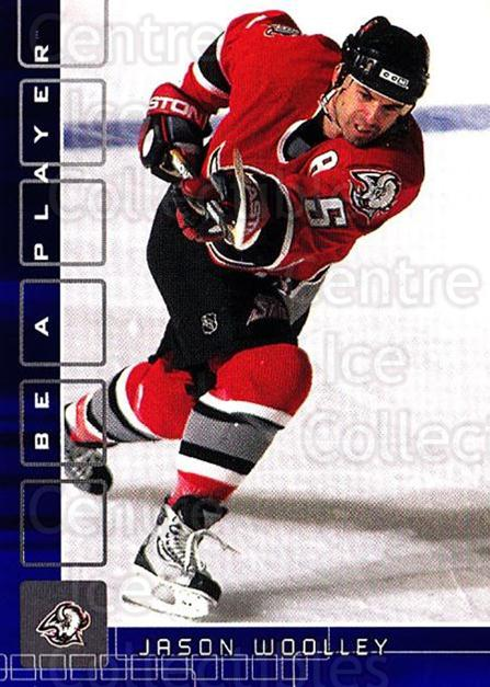 2001-02 BAP Memorabilia Sapphire #126 Jason Woolley<br/>1 In Stock - $5.00 each - <a href=https://centericecollectibles.foxycart.com/cart?name=2001-02%20BAP%20Memorabilia%20Sapphire%20%23126%20Jason%20Woolley...&quantity_max=1&price=$5.00&code=363798 class=foxycart> Buy it now! </a>