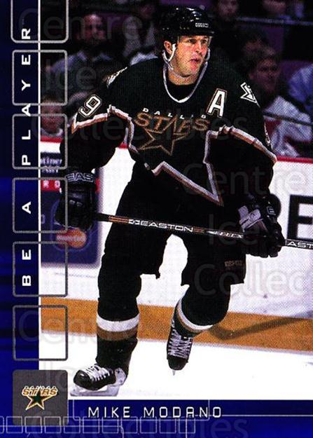 2001-02 BAP Memorabilia Sapphire #147 Mike Modano<br/>1 In Stock - $5.00 each - <a href=https://centericecollectibles.foxycart.com/cart?name=2001-02%20BAP%20Memorabilia%20Sapphire%20%23147%20Mike%20Modano...&quantity_max=1&price=$5.00&code=363820 class=foxycart> Buy it now! </a>