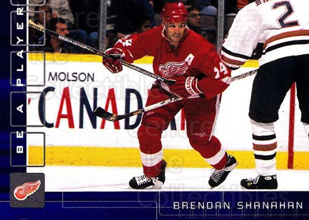2001-02 BAP Memorabilia Sapphire #161 Brendan Shanahan<br/>1 In Stock - $5.00 each - <a href=https://centericecollectibles.foxycart.com/cart?name=2001-02%20BAP%20Memorabilia%20Sapphire%20%23161%20Brendan%20Shanaha...&quantity_max=1&price=$5.00&code=363835 class=foxycart> Buy it now! </a>