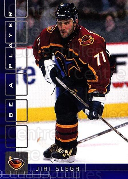 2001-02 BAP Memorabilia Sapphire #169 Jiri Slegr<br/>1 In Stock - $5.00 each - <a href=https://centericecollectibles.foxycart.com/cart?name=2001-02%20BAP%20Memorabilia%20Sapphire%20%23169%20Jiri%20Slegr...&quantity_max=1&price=$5.00&code=363843 class=foxycart> Buy it now! </a>