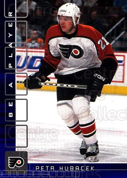 2001-02 BAP Memorabilia Sapphire #185 Petr Hubacek<br/>1 In Stock - $5.00 each - <a href=https://centericecollectibles.foxycart.com/cart?name=2001-02%20BAP%20Memorabilia%20Sapphire%20%23185%20Petr%20Hubacek...&quantity_max=1&price=$5.00&code=363861 class=foxycart> Buy it now! </a>