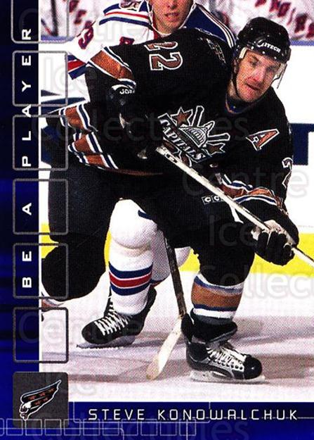 2001-02 BAP Memorabilia Sapphire #189 Steve Konowalchuk<br/>3 In Stock - $5.00 each - <a href=https://centericecollectibles.foxycart.com/cart?name=2001-02%20BAP%20Memorabilia%20Sapphire%20%23189%20Steve%20Konowalch...&quantity_max=3&price=$5.00&code=363865 class=foxycart> Buy it now! </a>