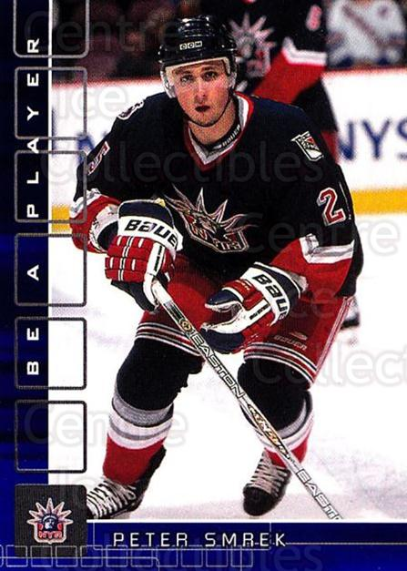 2001-02 BAP Memorabilia Sapphire #200 Peter Smrek<br/>1 In Stock - $5.00 each - <a href=https://centericecollectibles.foxycart.com/cart?name=2001-02%20BAP%20Memorabilia%20Sapphire%20%23200%20Peter%20Smrek...&quantity_max=1&price=$5.00&code=363878 class=foxycart> Buy it now! </a>