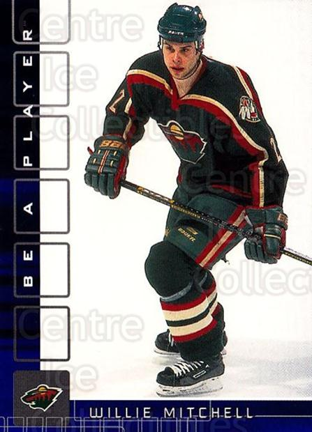 2001-02 BAP Memorabilia Sapphire #207 Willie Mitchell<br/>1 In Stock - $5.00 each - <a href=https://centericecollectibles.foxycart.com/cart?name=2001-02%20BAP%20Memorabilia%20Sapphire%20%23207%20Willie%20Mitchell...&quantity_max=1&price=$5.00&code=363885 class=foxycart> Buy it now! </a>
